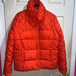 Orange Old Navy Coat
